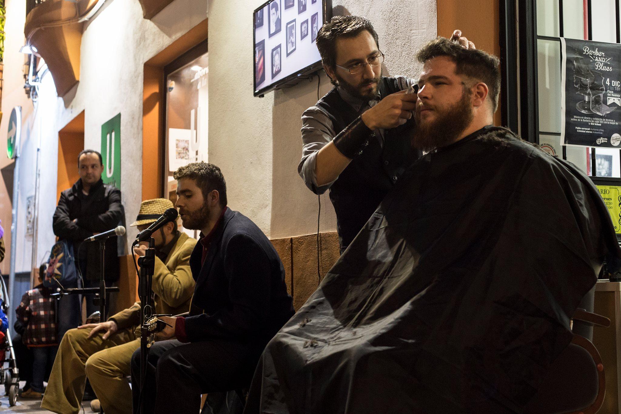 Show barber&blues